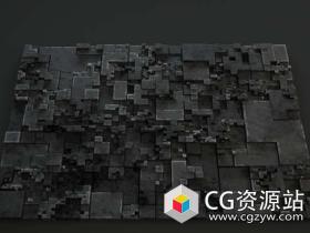C4D面片控制插件 Topoformer 0.50