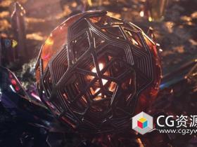 Cinema 4D和Octane渲染器真实材质介绍高级教程