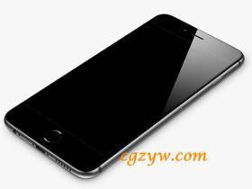 iPhone 6 模型 Graphicriver – iPhone 6 Mock-Up PSD
