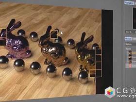 Cinema 4D R18 渲染渲染原理全面基础培训课程Pluralsight Cinema 4D Rendering Fundamentals 免费下载