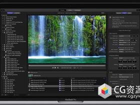 Apple Compressor v4.4 苹果专业视频编码软件 含中/英文版多语言破解版 免费下载