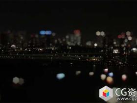 AE背景虚焦模糊景深插件破解版Crossphere Bokeh CS6 – CC 2018 Mac版