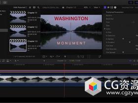 FCPX创建标题和效果视频教程-Lynda Final Cut Pro X Guru Titles and Effects 含英文字幕