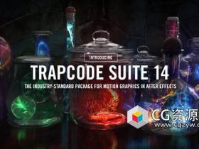 红巨星粒子套装AE插件 Red Giant Trapcode Suite 14.1.4 Win/Mac