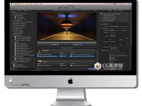 Apple Compressor v4.4.7 中文/英文/多语言破解版
