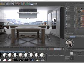 光线跟踪真实物理C4D渲染器 Indigo Renderer 4.4.10 R20-S22+独立版 Win破解版