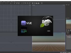 自然景观制作软件 Vue X1 and PlantFactory X1 V1.00.59.51 Win破解版