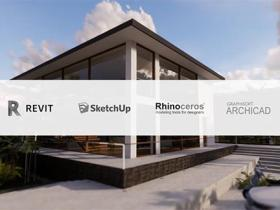 Enscape 3D V3.1.0 实时渲染插件Rhino/SketchUp/Archicad/Revit Win+ 预设库