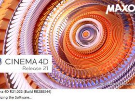 C4D R21三维软件Maxon Cinema 4D R21.207 Win/Mac破解版下载+预设包