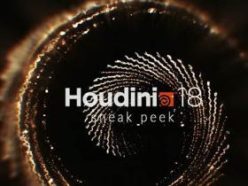 三维电影特效软件 SideFX Houdini FX 18.5.696 Win/Mac 注册机破解版
