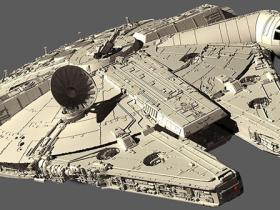 Maya VFX视效制作硬表面建模视频教程