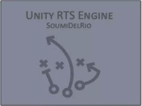 Unity即时策略游戏引擎RTS Engine v1.5.2