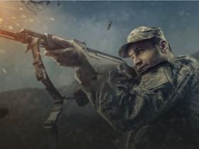 Unreal engine 4虚幻引擎游戏枪械系统训练视频UE4教程