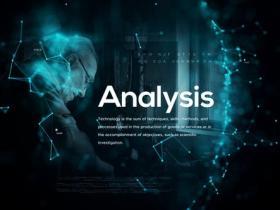 AE模板-科技感Plexus粒子图片展示片头 Hi-Tech Slideshow