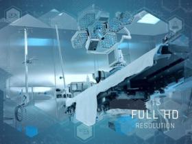 AE模板-科技感现代医疗技术推广医学宣传图文片头