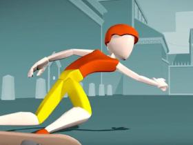2D动画人体运动力学动态姿势动画大师级视频教程