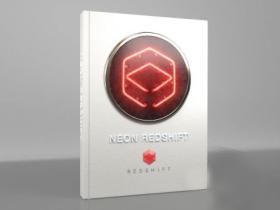 C4D插件-霓虹灯管文字图形 Neon Redshift v2.80 + 使用教程