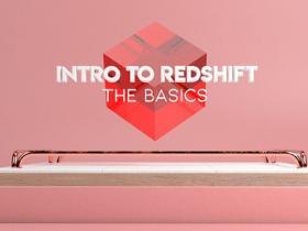 Redshift渲染引擎基础知识工作流程Cinema 4D(C4D)教程