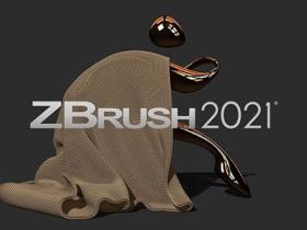 ZBrush 2021.7.1三维雕刻建模软件中英文版 Win/Mac破解版