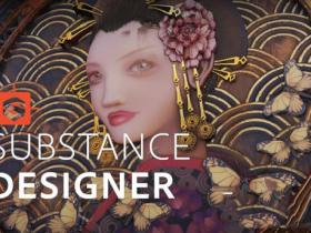 三维贴图材质制作软件 Substance Designer v11.1.0.4374 Win/Mac破解版