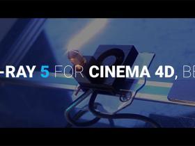 C4D Vray渲染器 V-Ray Advanced 5.10.22 for Cinema 4D R20-R24 Win