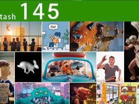 2021年 Stash 145期CG创意电视栏目包装参考广告视频动画短片合集