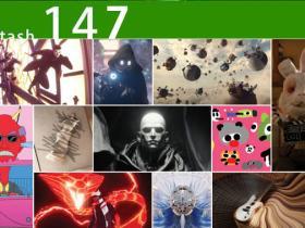 2021年 Stash 147期CG创意电视栏目包装参考广告视频动画短片合集