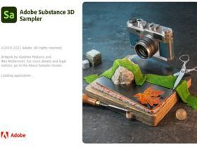 真实材质贴图制作软件 Substance 3D Sampler v3.0.1 Win/Mac中文/英文