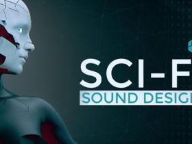 480种科技感科幻机器人UI界面音调无损音效