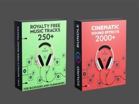 2250+背景音乐配乐和电影无损音效合集
