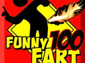 100个卡通动漫综艺喜剧欢乐有趣搞笑放屁无损音效