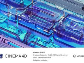 MAXON Cinema 4D R25.101 Win/Mac中英文版破解版 C4D R25