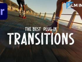 PR视频特效转场插件 FilmImpact Premium Video Transitions V4.5.3 Win破解版