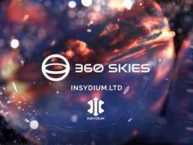 3K环形天空高动态HDRI素材 Insydium 360 Skies 3K