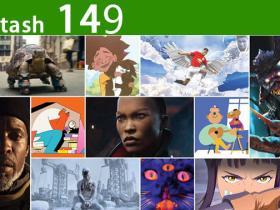 2021年 Stash 149期CG创意电视栏目包装参考广告视频动画短片合集