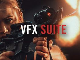 视频特效合成套装抠像平面跟踪AE插件 VFX Suite V2.0.0 Win/Mac