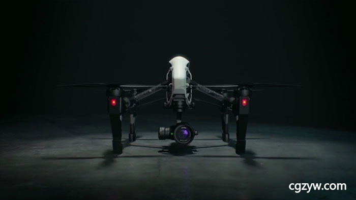 AE模板-四轴飞行器遥控飞机航拍公司企业宣传片视频(含音效)Quadcopter 免费下载