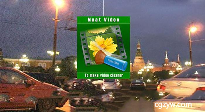 专业视频降噪插件AE插件 Neat Video Pro 5.3.0 Win