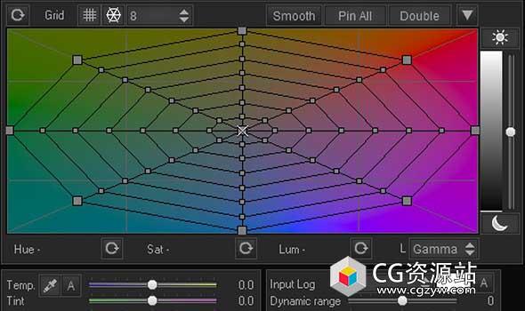LUT调色预设批量预览工具 3D Lut Creator 1.52 WIN免费下载