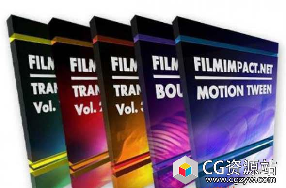 Premiere视频特效转场插件 FilmImpact Transition Packs V3.6.12 Win破解版