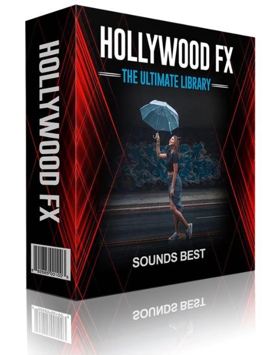 734个好莱坞SFX电影环境氛围终极音效库