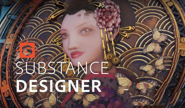 三维贴图材质制作软件 Substance Designer 2021 v11.1.2.4593 Win/Mac破解版